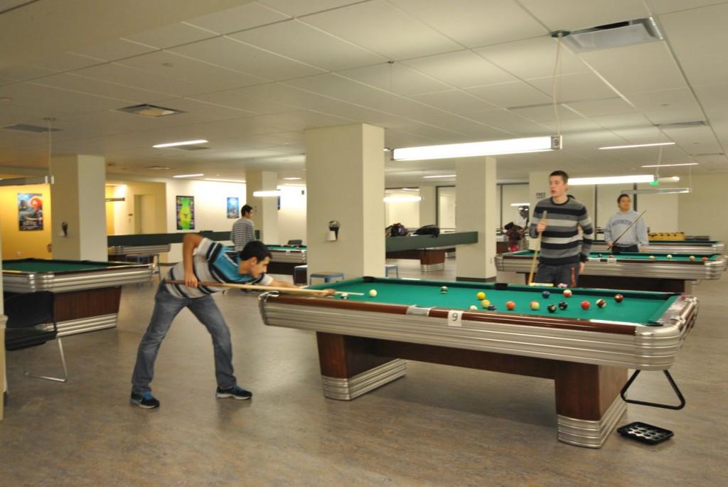 HUB Games Pool