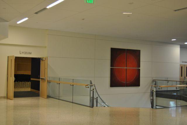 HUB Lyceum Foyer