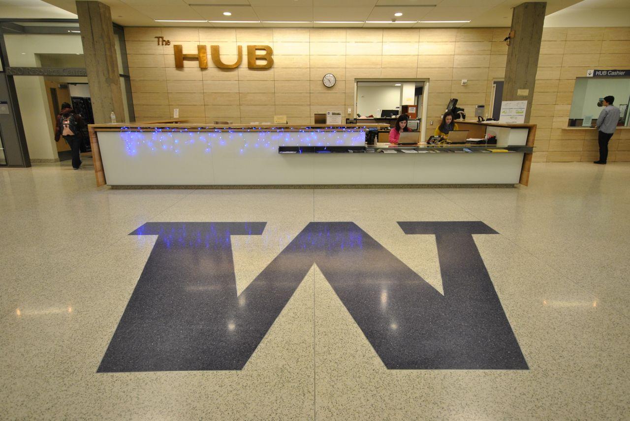 HUB Main Desk