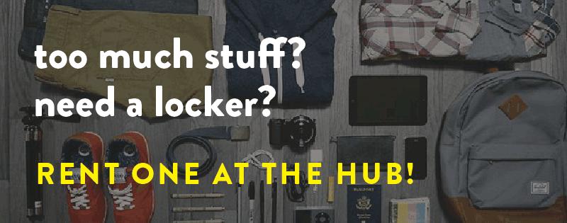 HUB Lockers