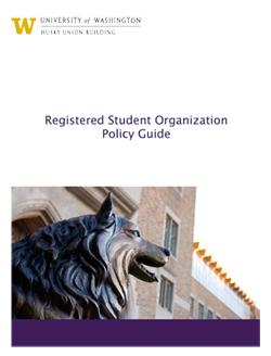 RSO Handbook 2011-12 Cover
