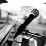 Fall Fling mic