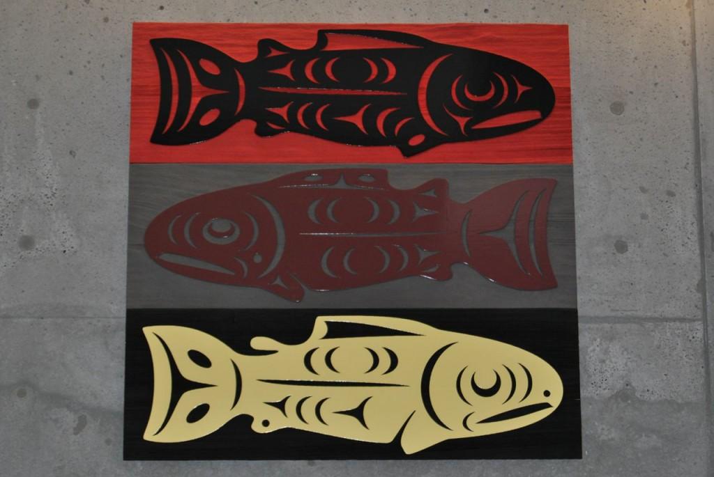 Duwamish Salmon