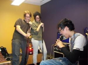 SORC Karaoke Singing