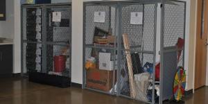 SORC Storage Cages