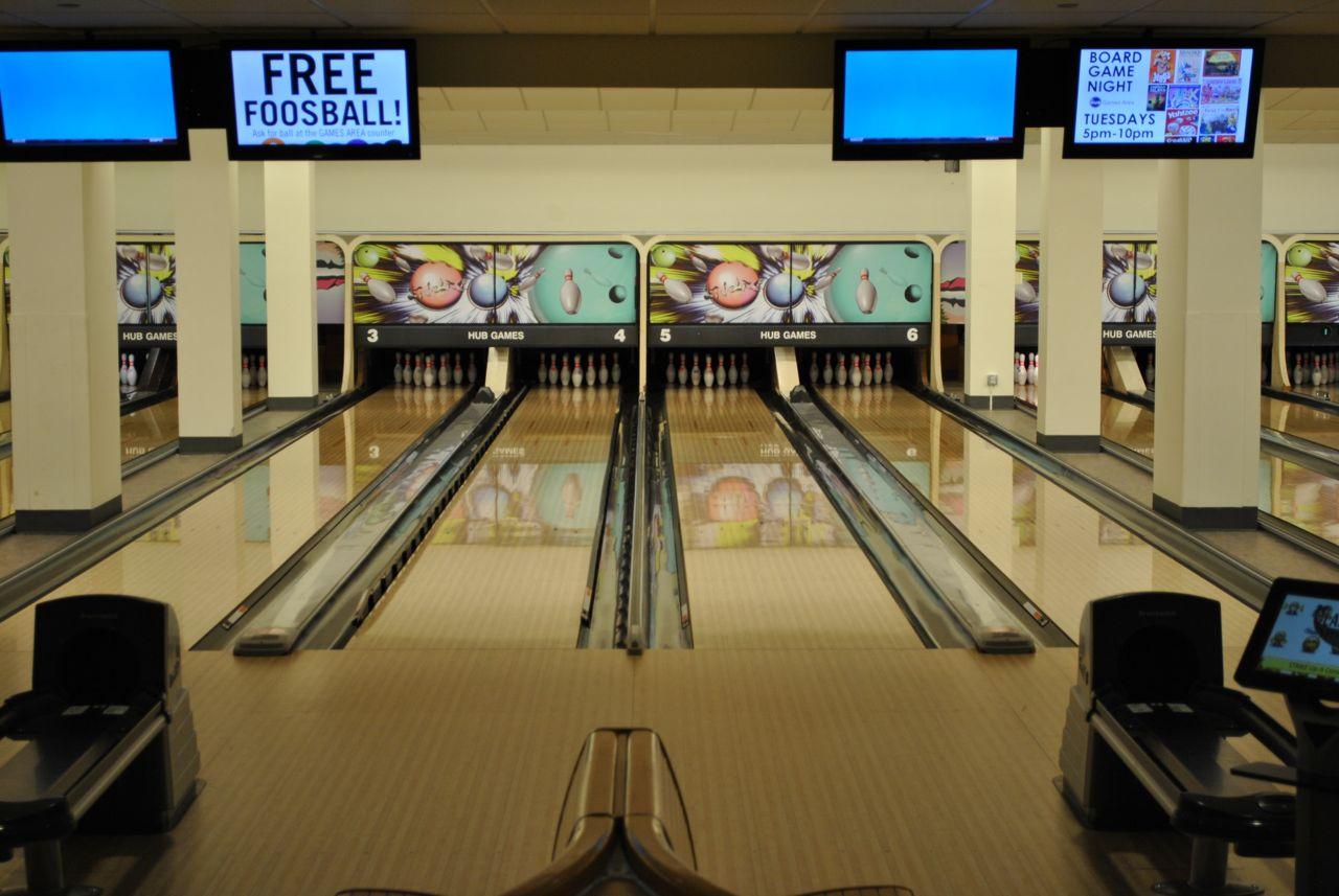 HUB Games Bowling