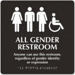 HUB Gender Neutral Bathroom