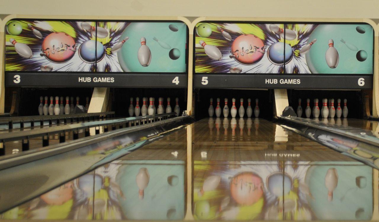 HUB Games Bowling Alley