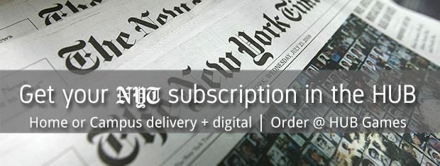 NYT Subscription