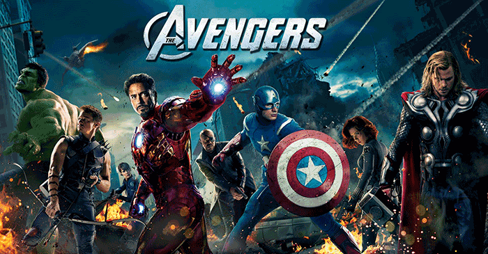 Avengers - Double feature in HUB Lyceum