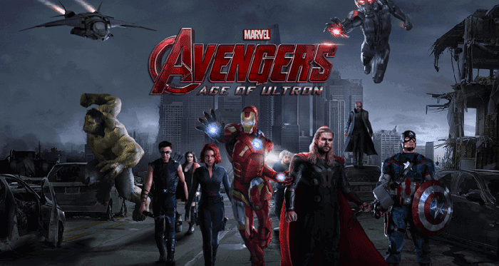 Avengers: Age of Ultron - Double feature in HUB Lyceum