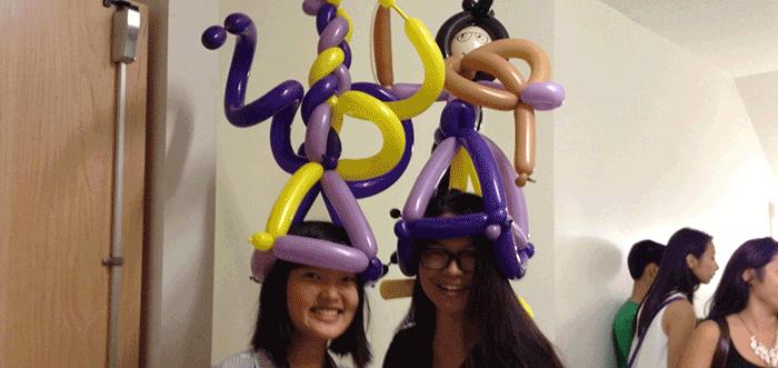 The Balloon Lady - HUB First Floor