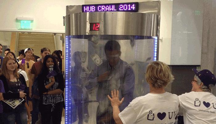 Cash Cube - HUB First Floor