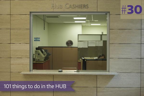 30-HUB Cashier