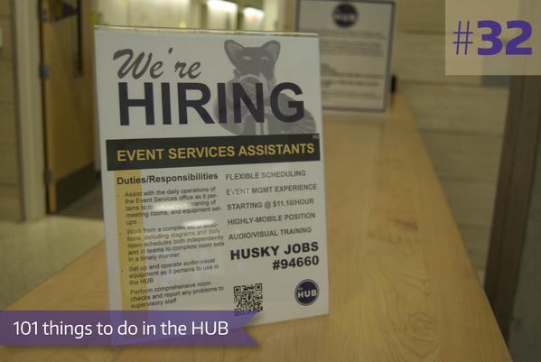 32-Work at the HUB!