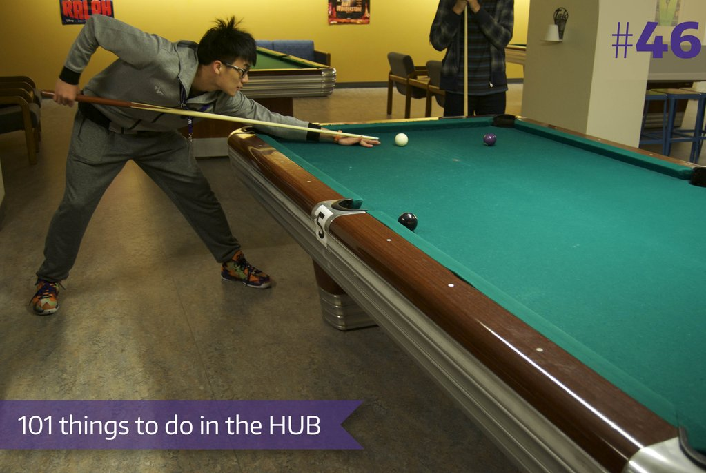 46-HUB Games: Pool-TableTennis-Bowling