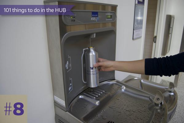 8-Hydration Stations