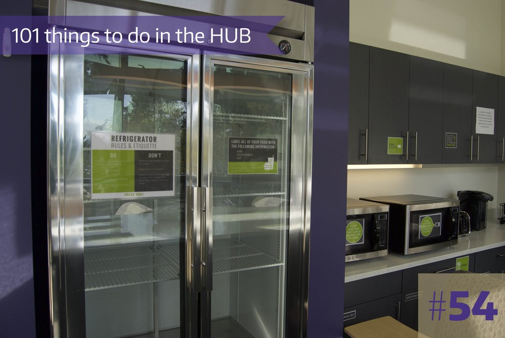54. Microwaves in the HUB