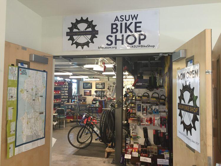 ASUW Bike Shop