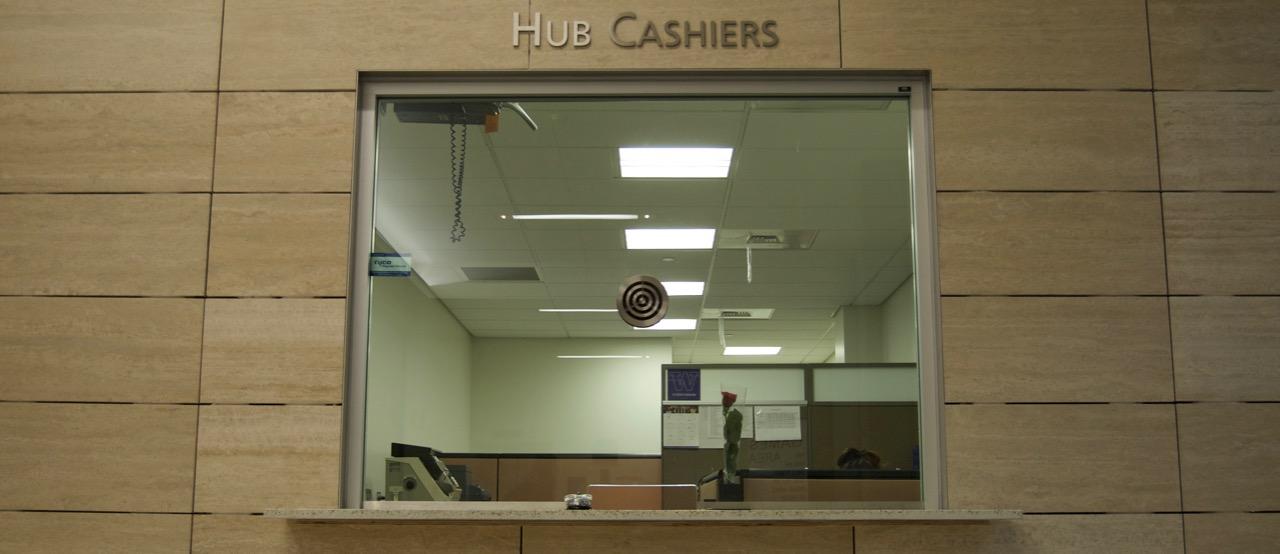 Hub Cashier The Hub
