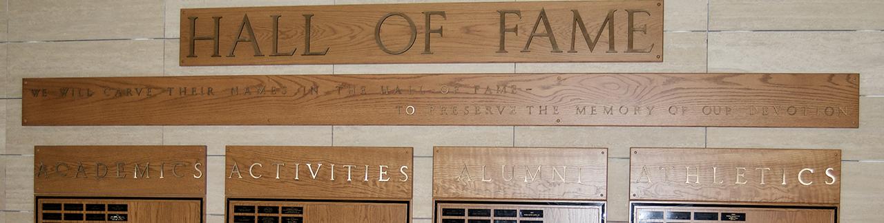 HUB Hall of Fame: HUB Awards
