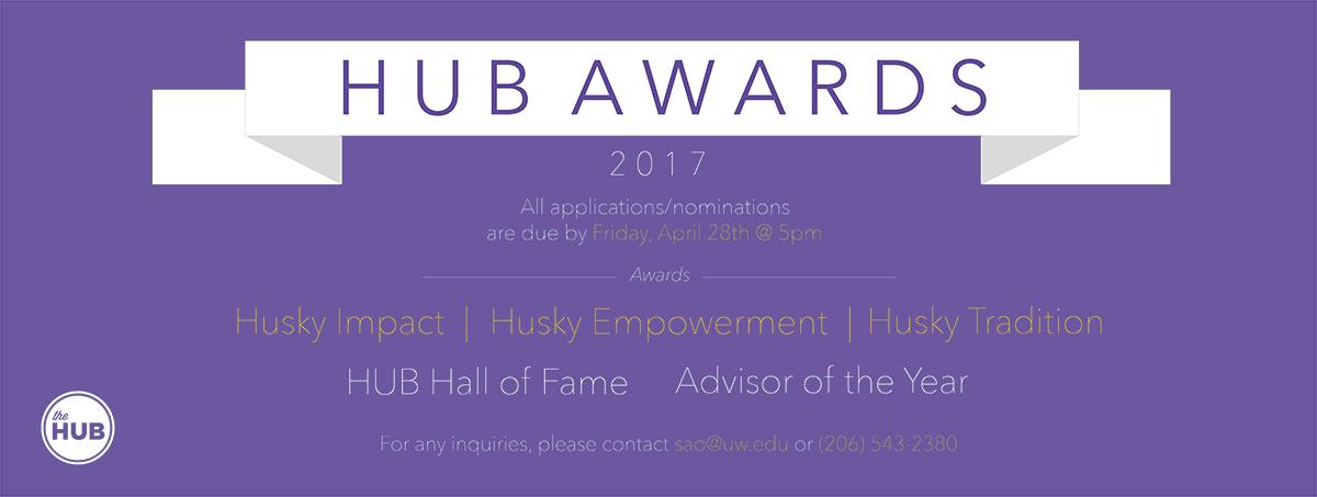 HUB Awards 2017