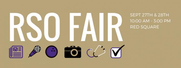 RSO Fair 2017