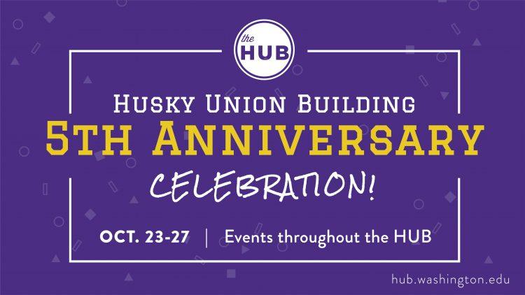 HUB 5th Anniversary
