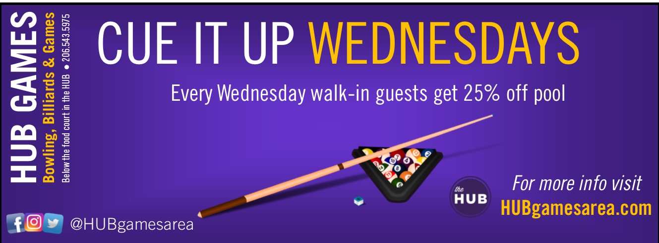 Cue It Up Wednesdays (web banner)