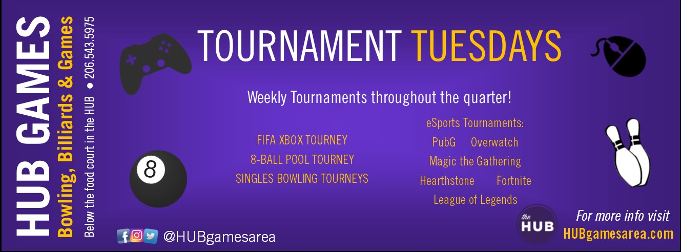 Tournament Tuesdays (web banner)
