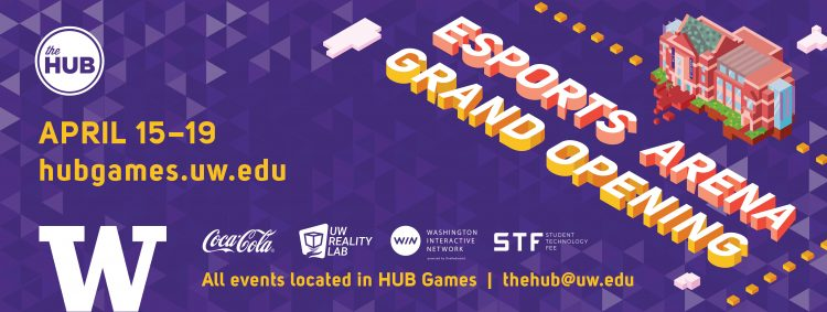 Esports Arena Grand Opening | The HUB