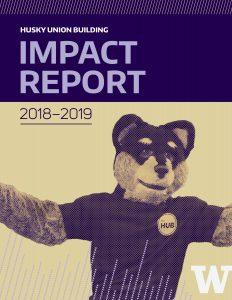 HUB Impact Report 2018-19 Cover