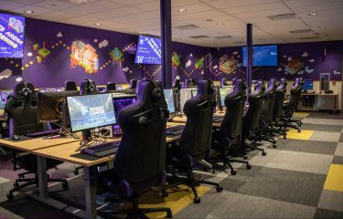 Esports Arena & Gaming Lounge In The HUB