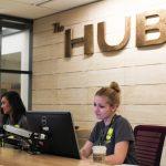 HUB Information Desk