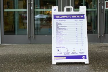 Available Services Sandwich Board