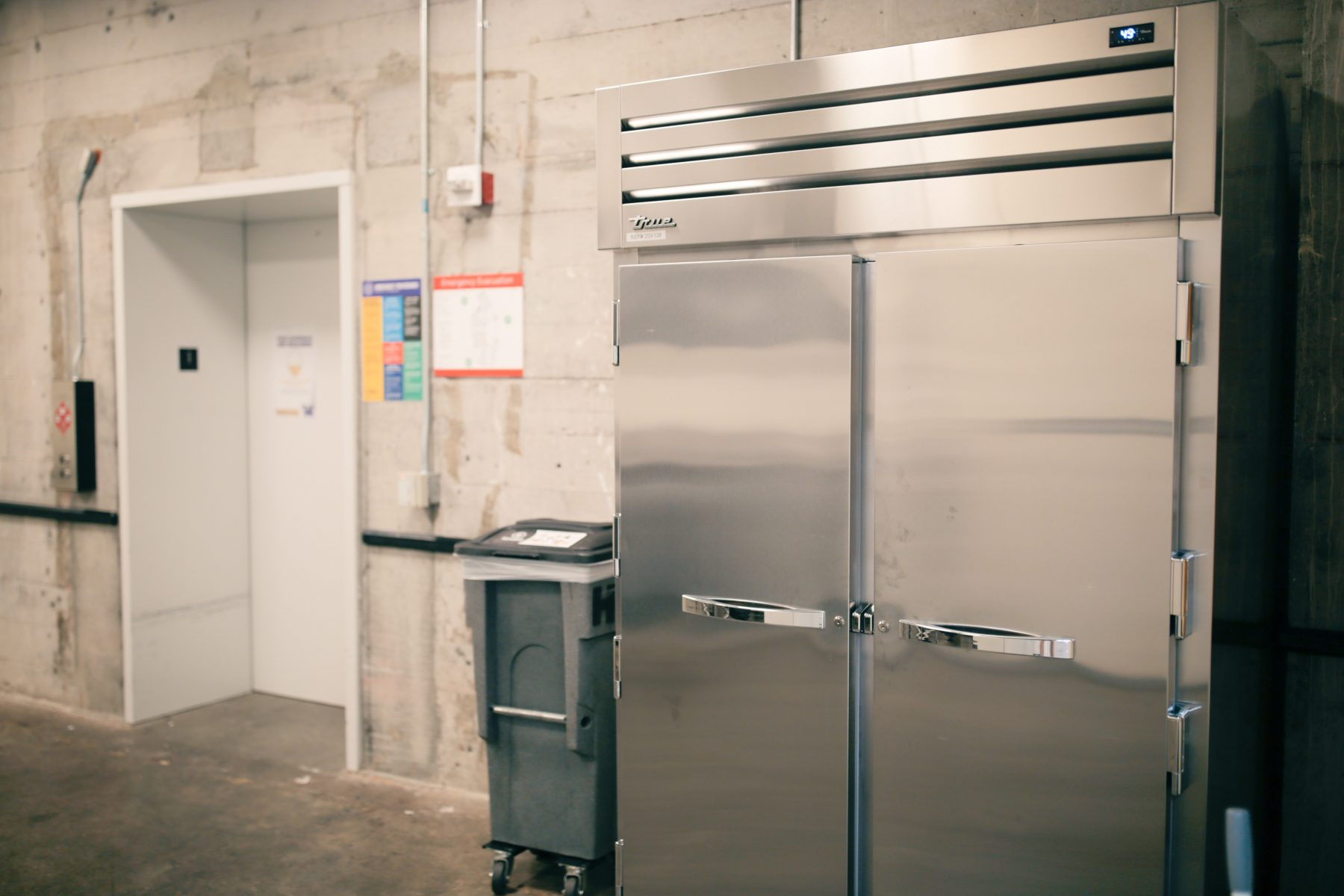 2 fridges are available for use